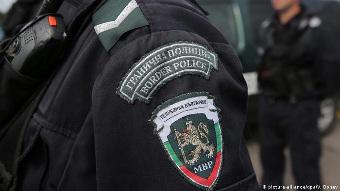 Bulgarien Türkei Grenze - Start von Frontex Grenz- und Küstenschutzagentur