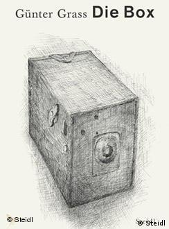 Обложка книги Гюнтера Грасса ''Ящик''