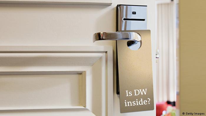 Is DW inside?