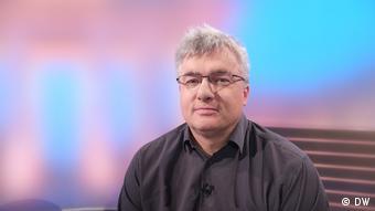 DW Quadriga - Gast Peter Birle