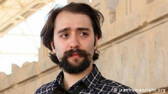 Navid Kerman (iranhumanright.org)