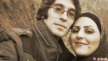 Iran Golrokh Ebrahimi und Arash Sadeghi