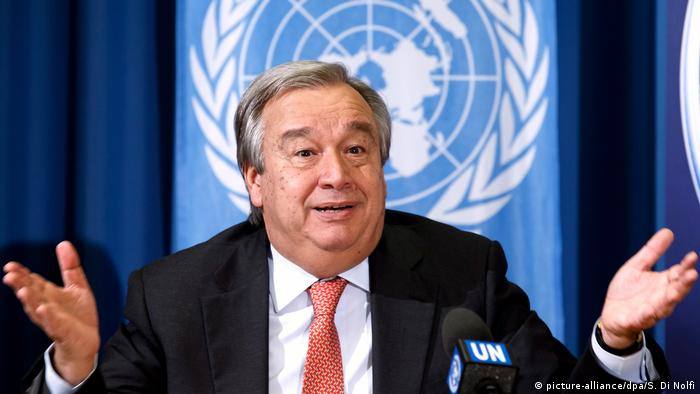 Schweiz Genf Antonio Guterres