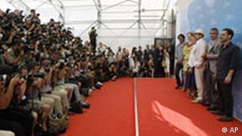 Filmfestival Venedig 2008