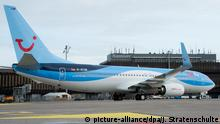Tui Tuifly Flugzeug Boeing