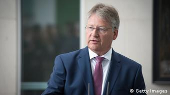 New BND Chief Bruno Kahl (Getty Images)