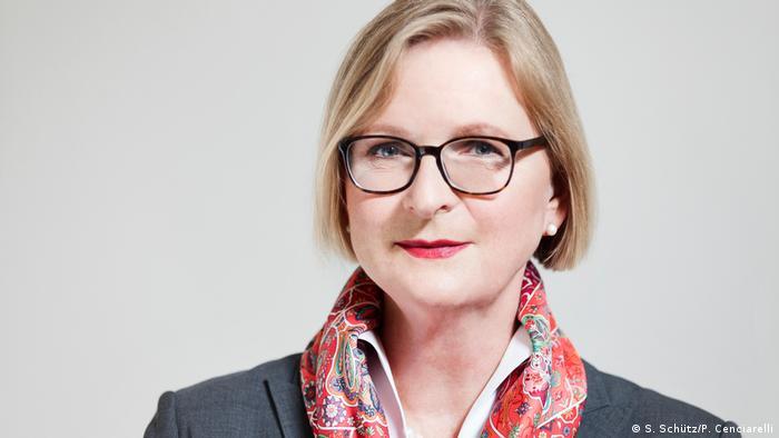 Albanien Susanne Schütz Deutsche Botschafterin in Tirana