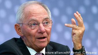 Στην ενημέρωση των θεσμών στο Eurogroup παρέπεμψε ο Β. Σόιμπλε
