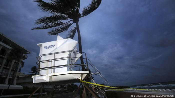 USA Hurricane Matthew in Florida (picture-alliance/dpa/ZUMAPRESS)