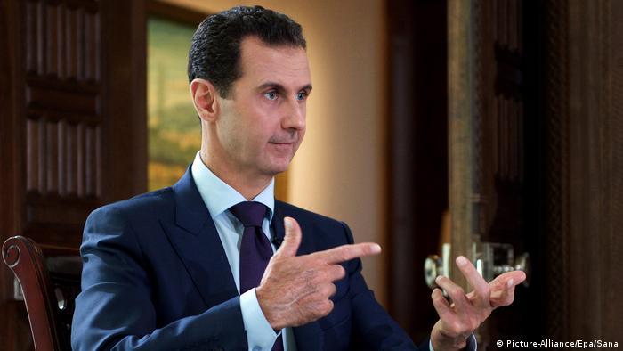Президент Сирії Башар Асад цілковито відкидає звинувачення Заходу у здійсненні хімічної атаки проти власного народу на місто Хан-Шейхун
