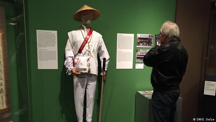 Japan pilgrims (DW/S. Oelze)