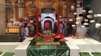 Sheikh Moinuddin Chishti (DW/S. Oelze)
