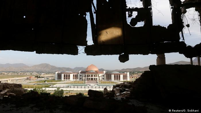 Afghan Parliament Purges Cabinet Ministers News Dw 12112016