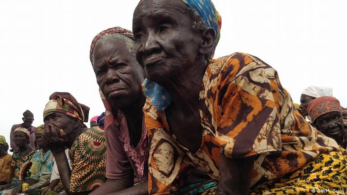 Ghana: witchcraft accusations put lives at risk   Africa   DW