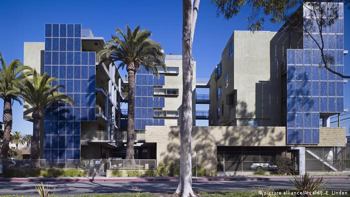 Colorado Court, Santa Monica, California (picture alliance/Arcaid/J.-E. Linden)
