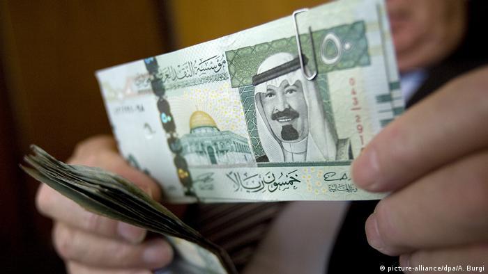 Saudi-Arabien - Riad (picture-alliance/dpa/A. Burgi)