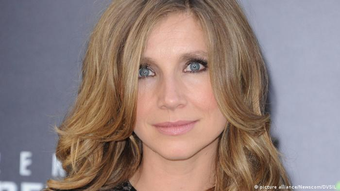 USA Sarah Chalke (picture alliance/Newscom/DVSIL )