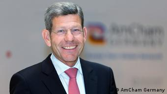 Präsident der American Chamber of Commerce Bernhard Mattes (AmCham Germany)