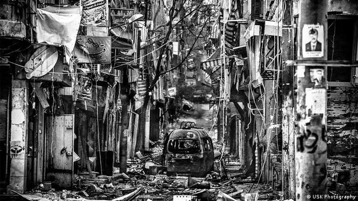 Photographer Yusuke Suzuki: Discovering the meaning of war