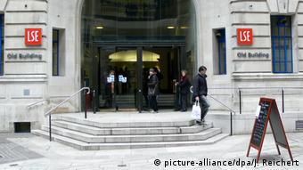 Großbritannien London - LSE - London School of Economics