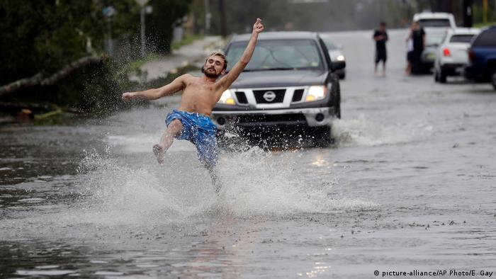 USA Hurrikan Matthew in Florida (picture-alliance/AP Photo/E. Gay)