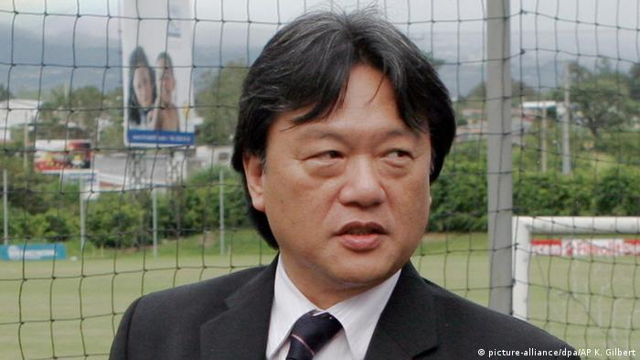 Fifa ehemaliger Funktionär Eduardo Li (picture-alliance/dpa/AP K. Gilbert)