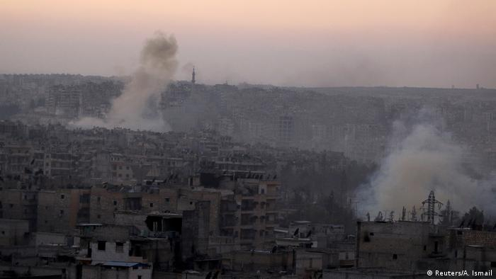 Бої в Алеппо