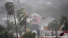USA Hurrikan Matthew in Florida