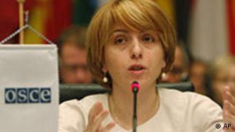 Österreich OSZE Treffen in Wien Georgien Eka Tkeschelaschwili