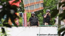 Bangladesh Extremisten werden von Sicherheitskräfte getötet