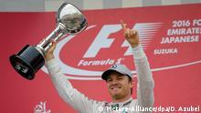 Formel Eins Grand Prix Qualifikation in Japan Nico Rosberg Formel Eins Grand Prix Qualifikation in Japan Nico Rosberg