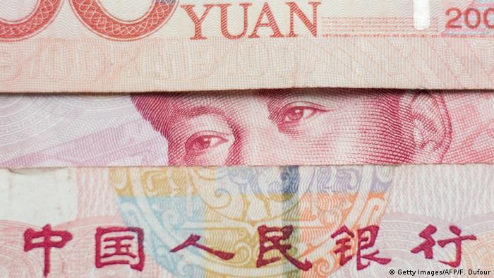 Symbolbild China Währung Yuan