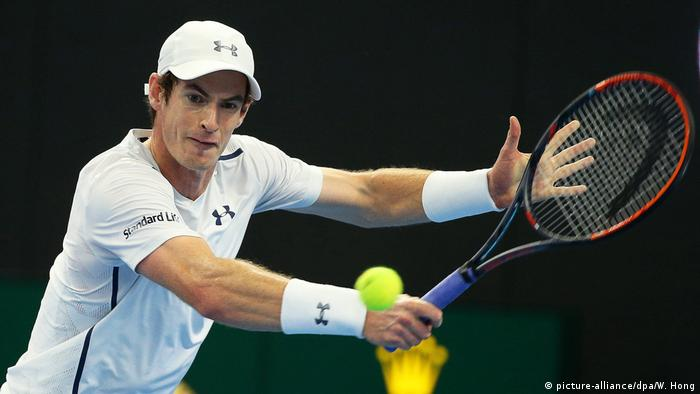 Tennis China Open Andy Murray (picture-alliance/dpa/W. Hong)