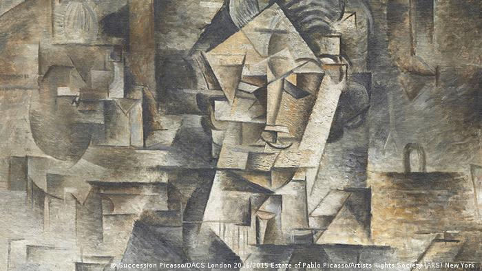 Daniel-Henry Kahnweiler Pablo Picasso 1910 (Succession Picasso/DACS London 2016/2015 Estate of Pablo Picasso/Artists Rights Society (ARS) New York )