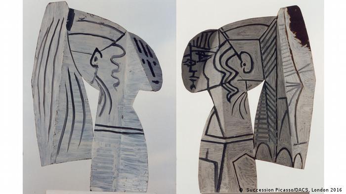 Sylvette Pablo Picasso 1954 ( Succession Picasso/DACS, London 2016 )
