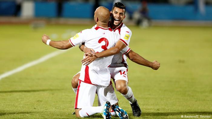 Fußball WM-Qualifikationsspiel Tunesien v Guinea (Reuters/Z. Souissi)