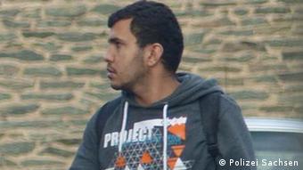 Polizei Sachsen Fahndungsbild Jaber Albakr