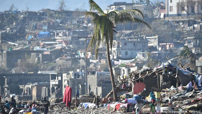 Haiti Hurrican Metthew (Getty Images/AFP/H. Retamal)