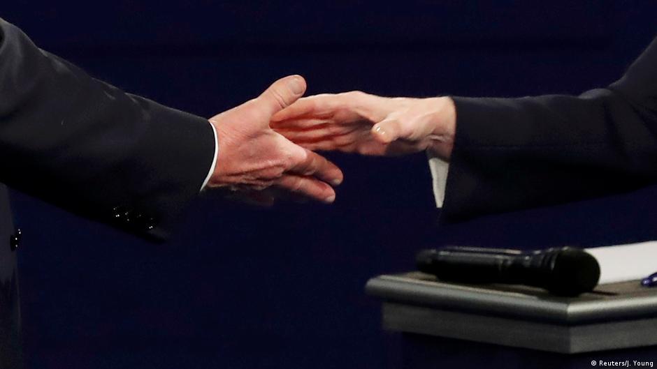Претседателска дебата - верзија: рането животно