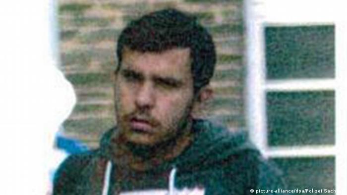 Deutschland Syrer nach Sprengstoffund in Chemnitz gesucht (picture-alliance/dpa/Polizei Sachsen)