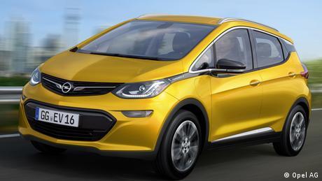 Opeal Ampera-e 2017 (Opel AG)
