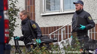Deutschland Terrorverdächtiger in Leipzig gefasst