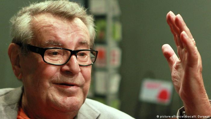 Milos Forman (picture-alliance/abaca/V. Dargent)
