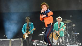 Musikband The Rolling Stones (Picture-Alliance/C. Pizzello/Invision/AP)