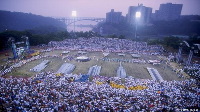 Gay Games 1994 in New York (Getty Images)