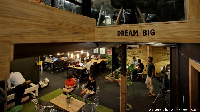Indien - Shared Workspace