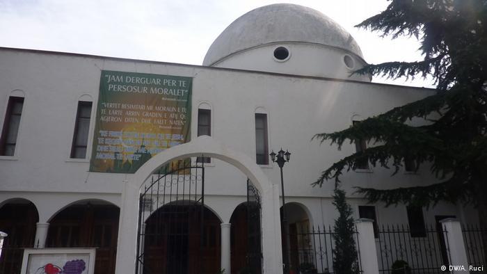 Albanien Moschee