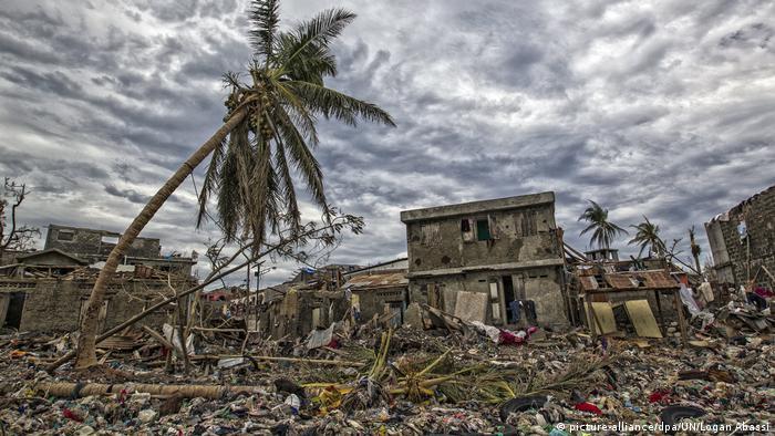 Haiti nach Hurrikan Matthew