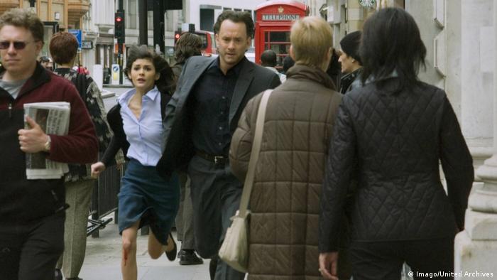 Adengan pada film 'The Da Vinci Code' (Imago/United Archives)