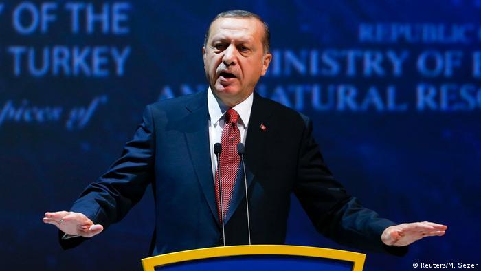 Türkei Weltenergiekongress 2016 in Istanbul - Erdogan